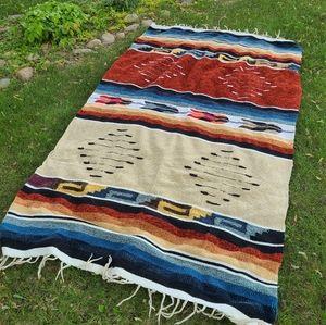 Southwestern Boho Picnic Blanket